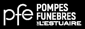Logo POMPES FUNÈBRES DE L'ESTUAIRE